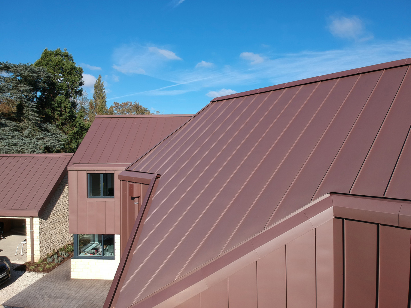 Our Top Five Roofing Design Blog Posts Of 2019 Sig Design Technology Articles Articles And News Building Centre